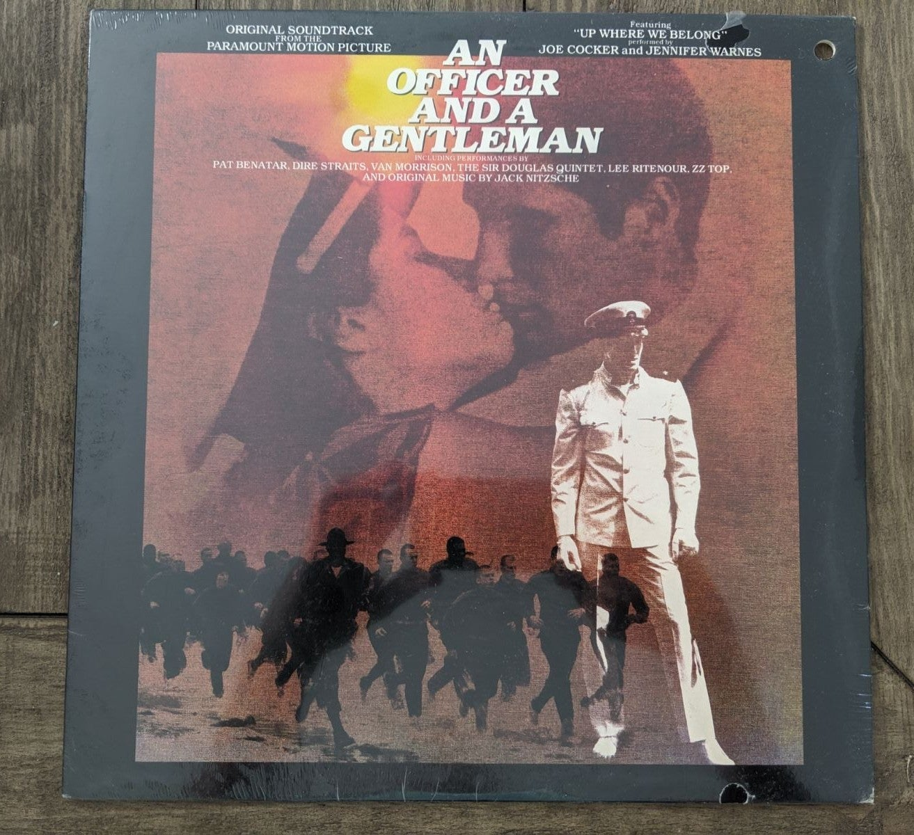 Officer And A Gentleman Vinyl New ZZ Top