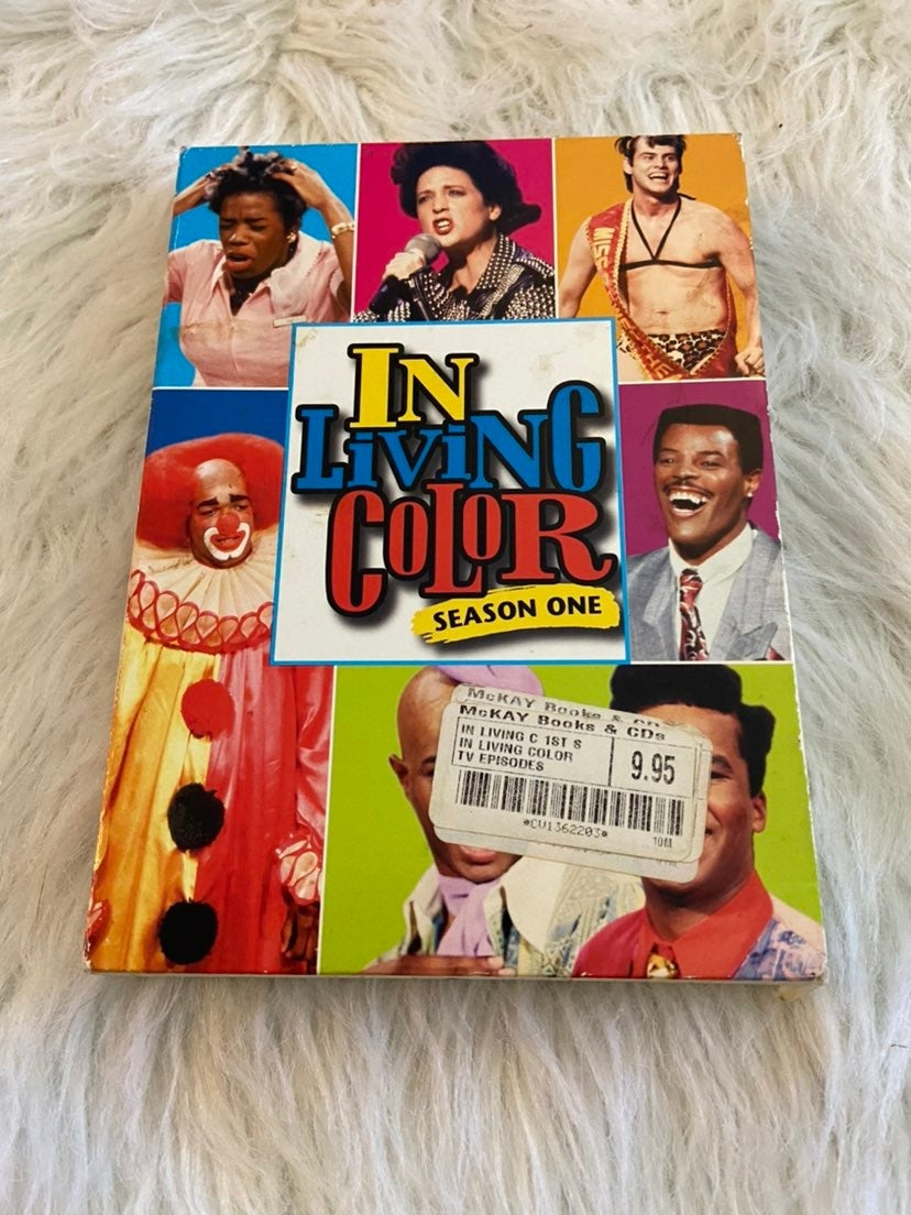 In Living Color DVD Comedy Series