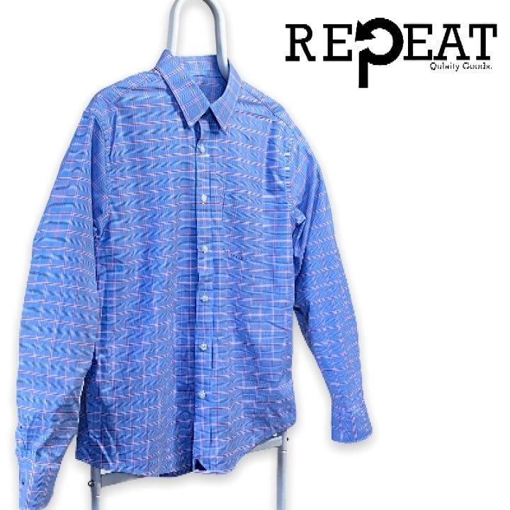 Untuckit Button Down Shirt Plaid
