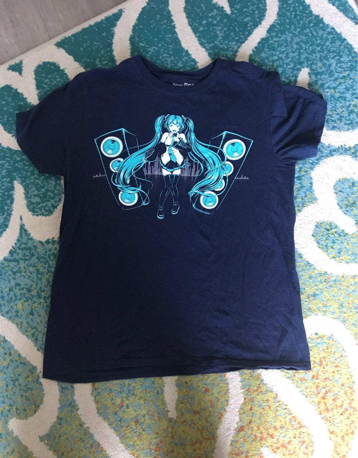Hatsune Miku WeLoveFine Shirt