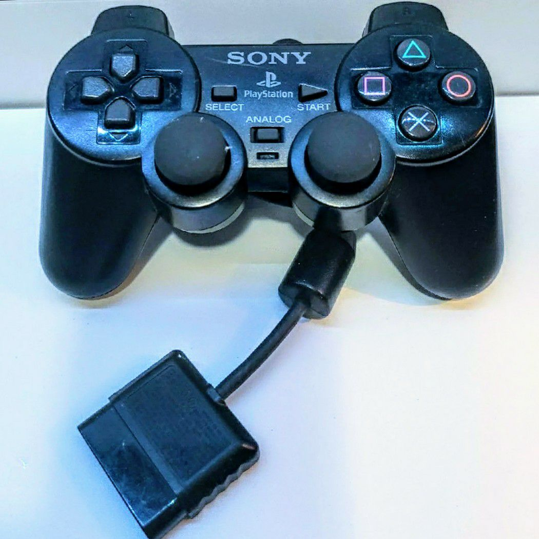 Sony PS2 wired controller dualshock