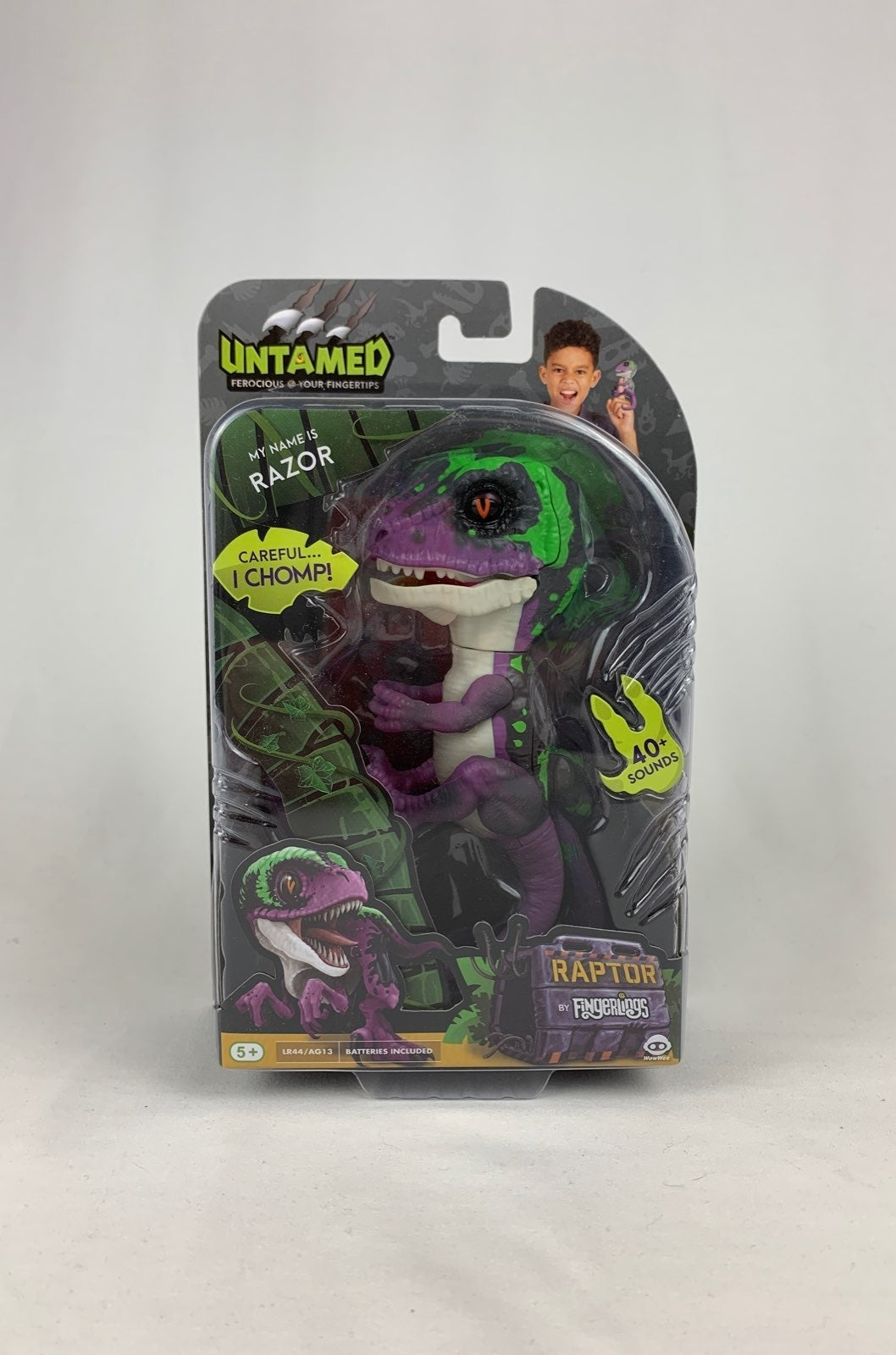 WowWee Untamed Raptor - Razor