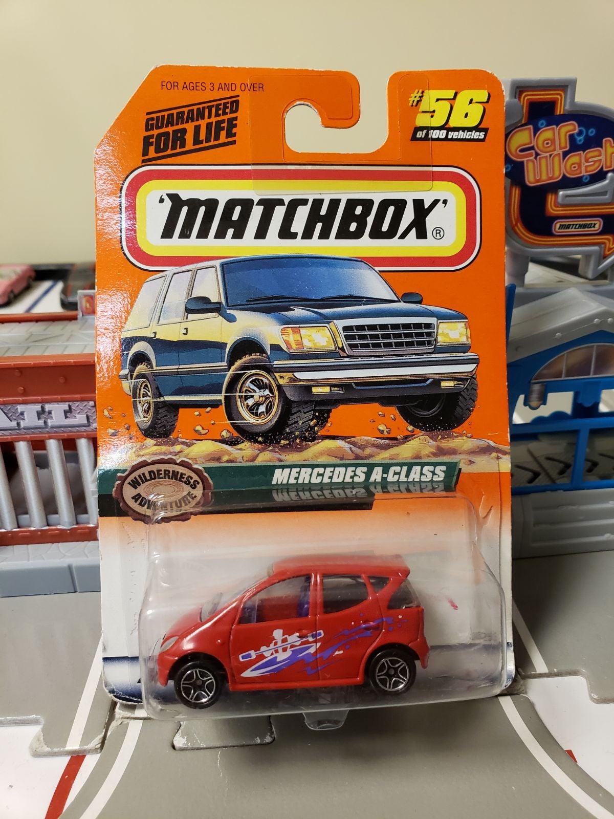 Matchbox 1999 Mercedes-Benz A-Class