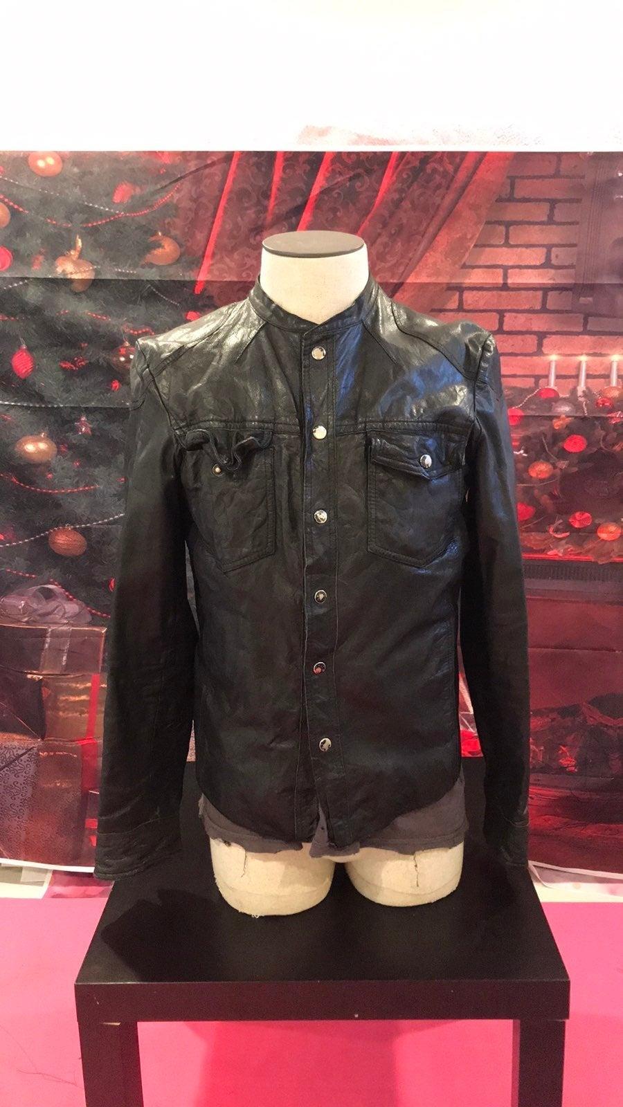 Vintage all saints leather motorcycle jk