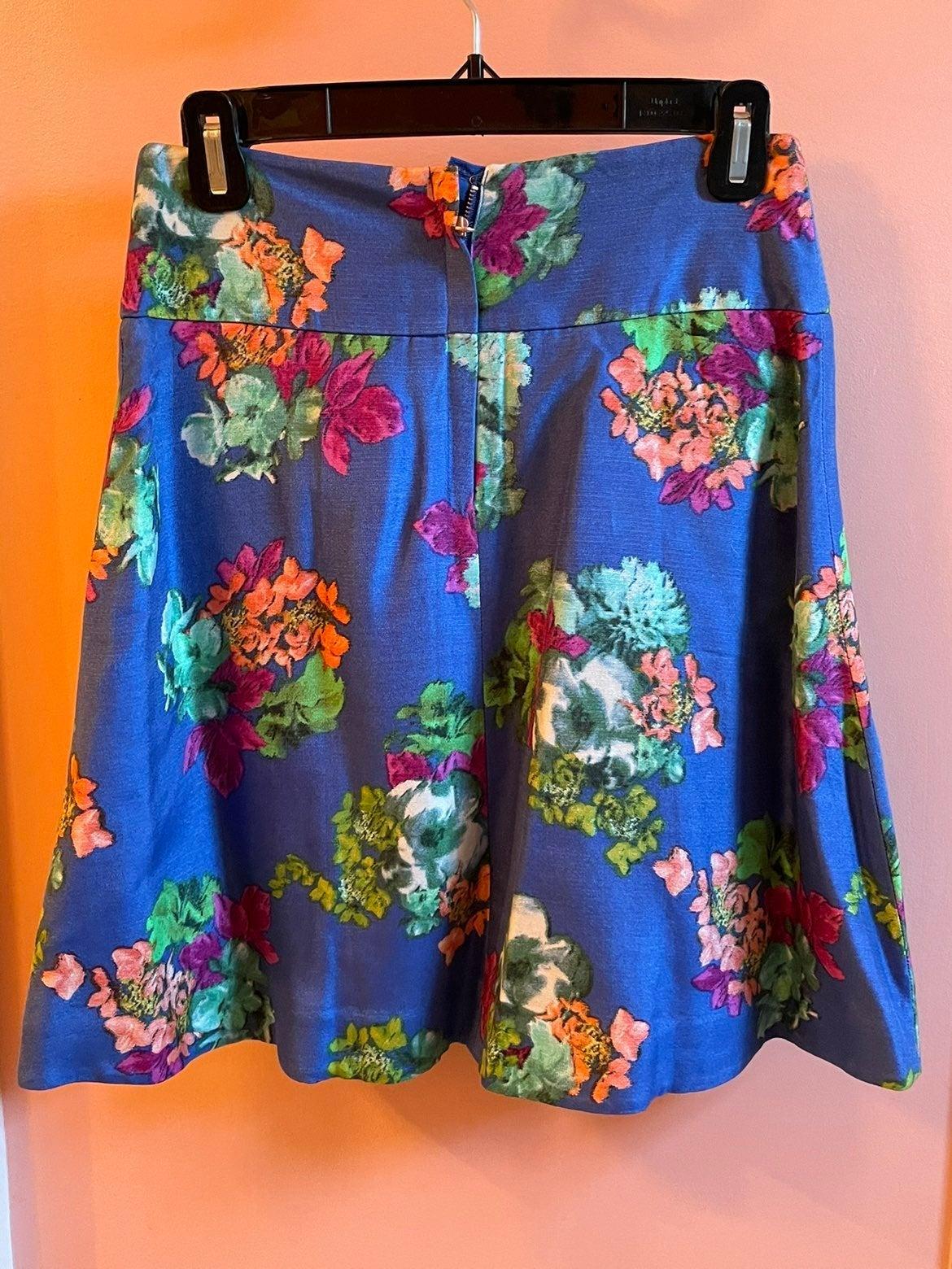Anthropologie Skirt Brand Marve