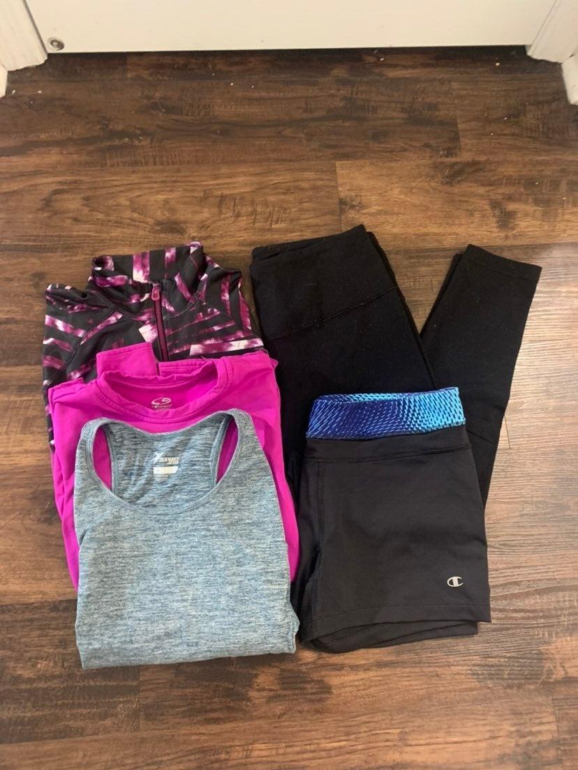 Womens workout clothes Bundle