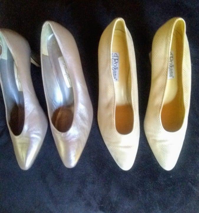 VINTAGE Italian Leather Shoes Like NEW