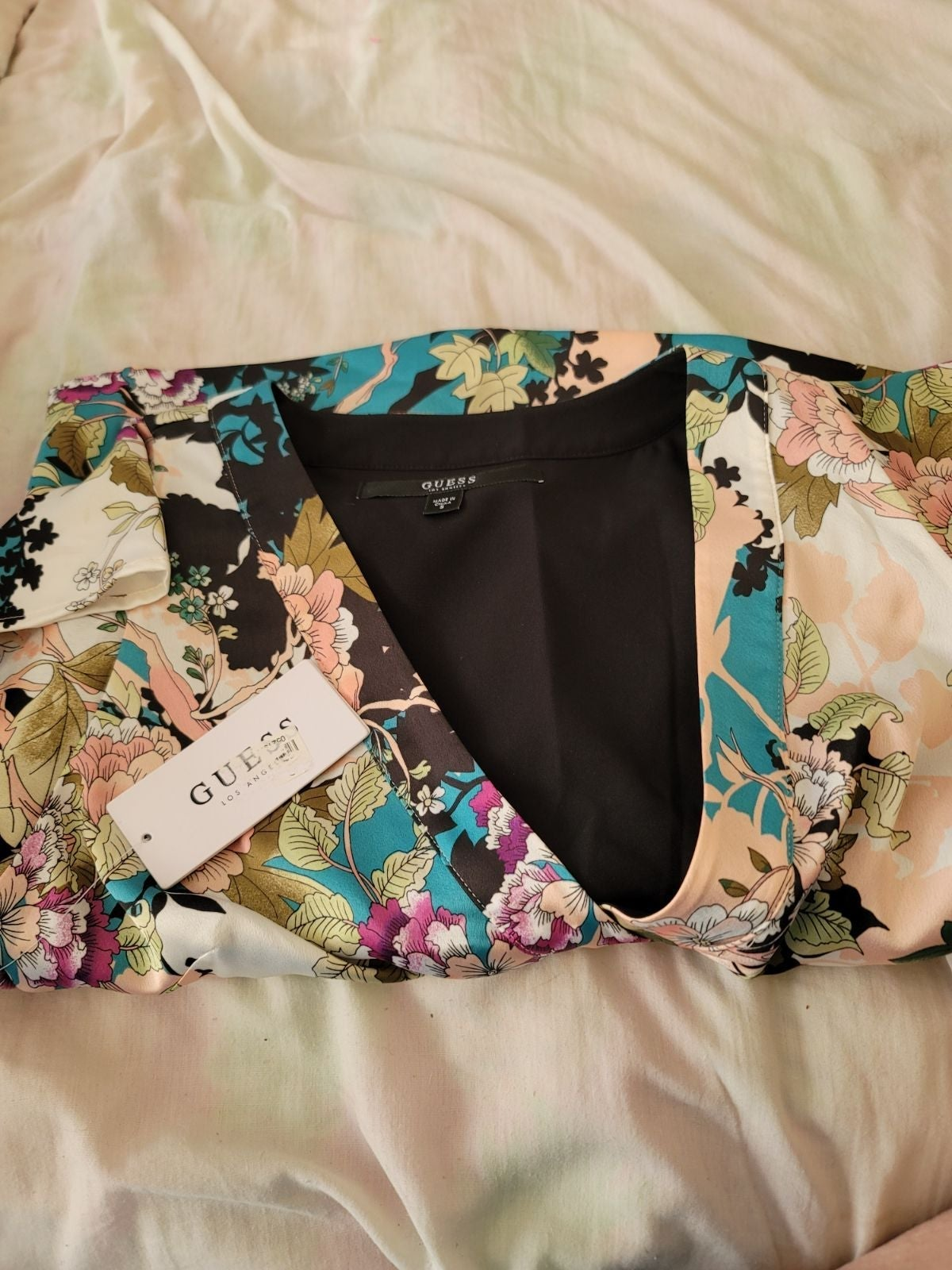 Guess Floral Dress New