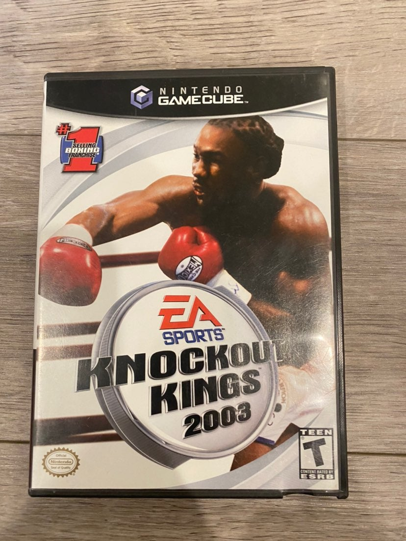 Knockout Kings 2003 for Nintendo Gamecub