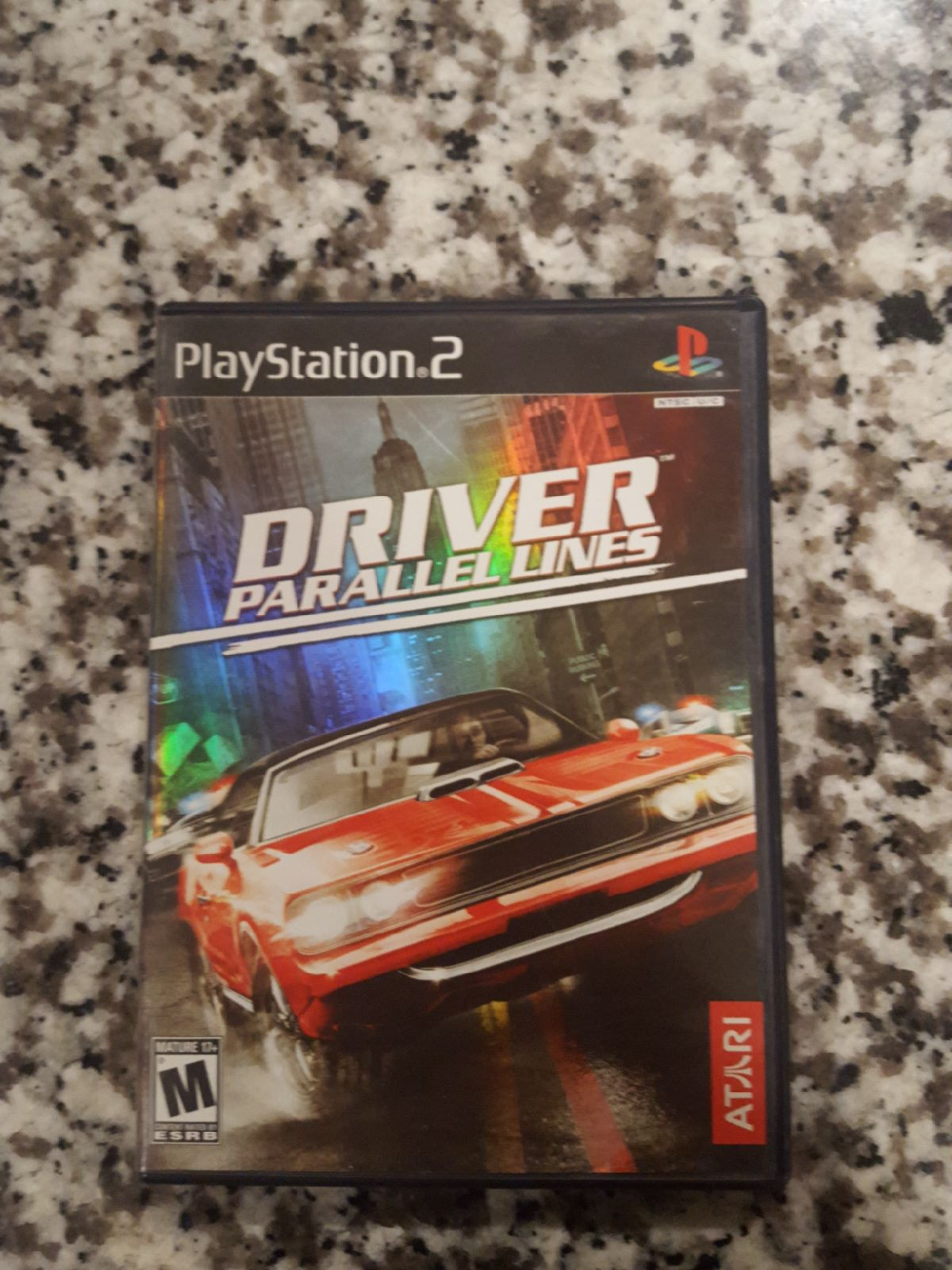 Driver Parallel Lines For PS2