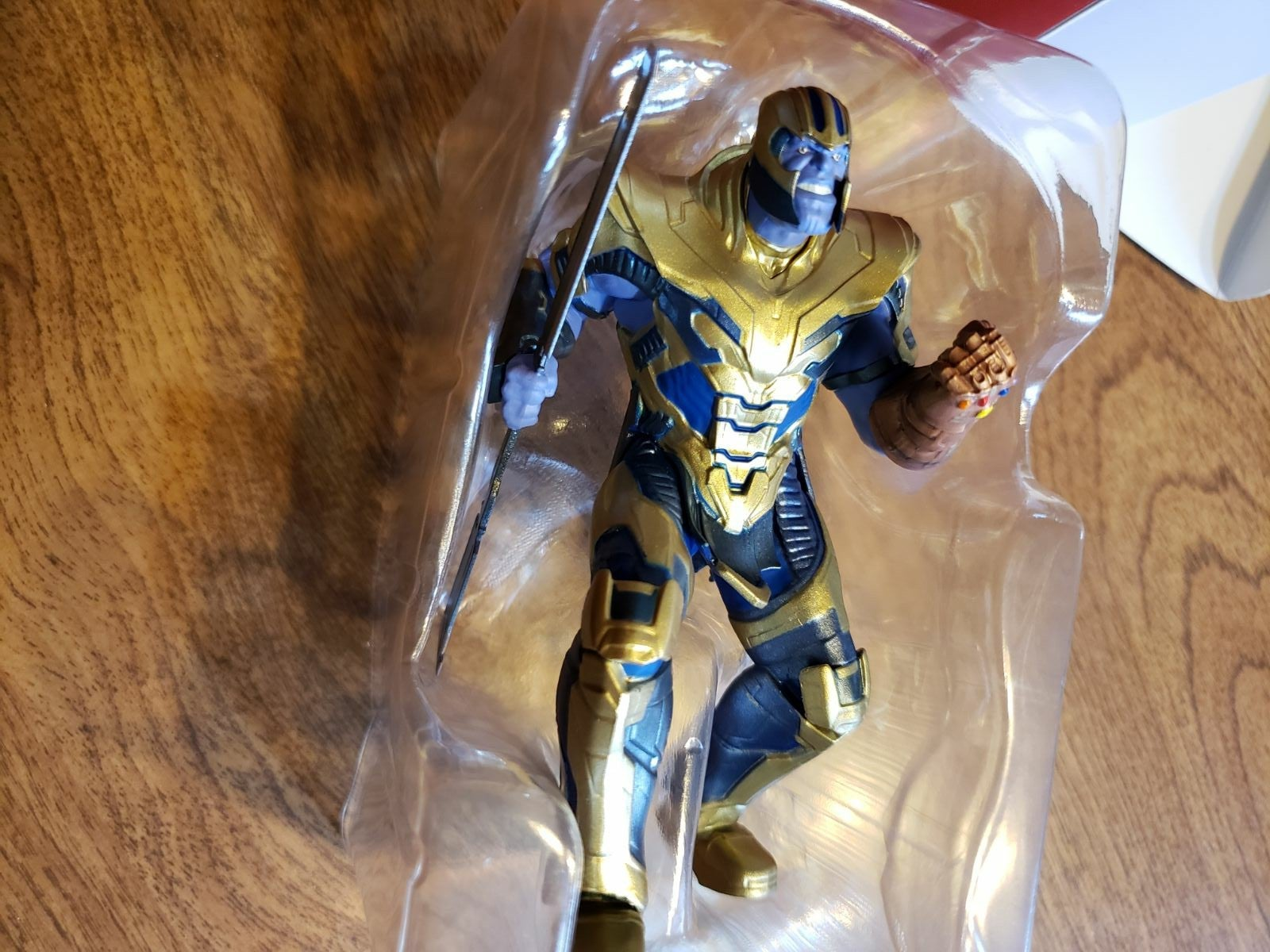 Hallmark 2019 Thanos ornament