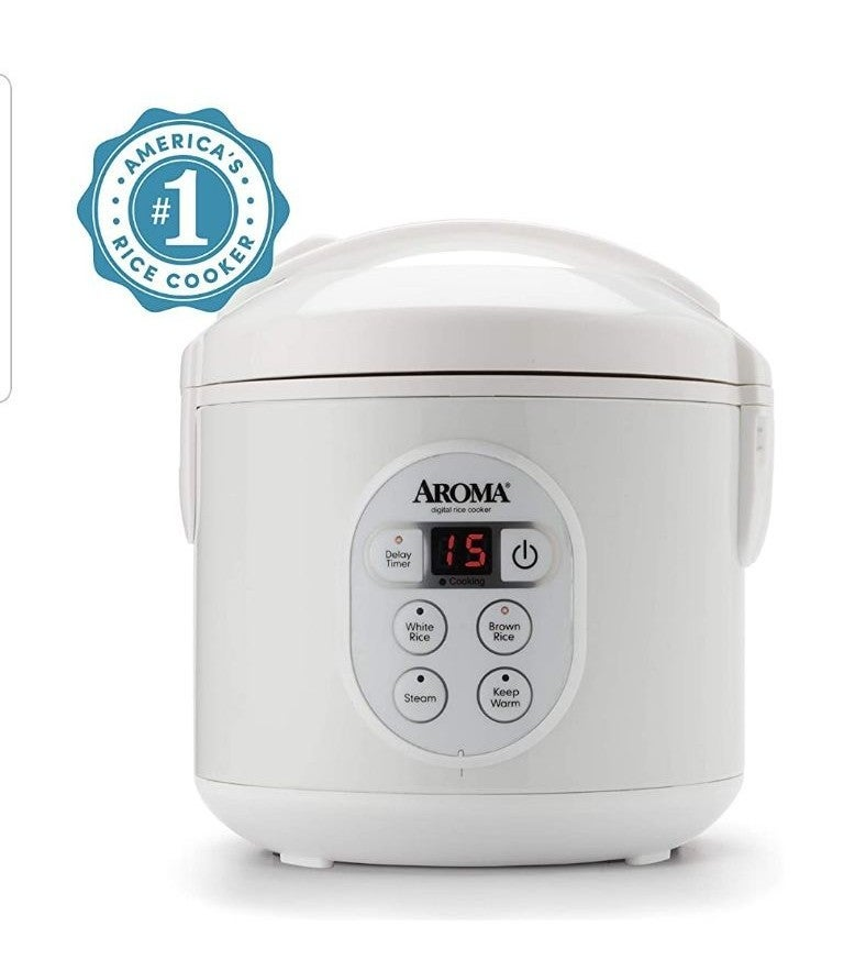 Rice Cooker Multicooker Food Steamer