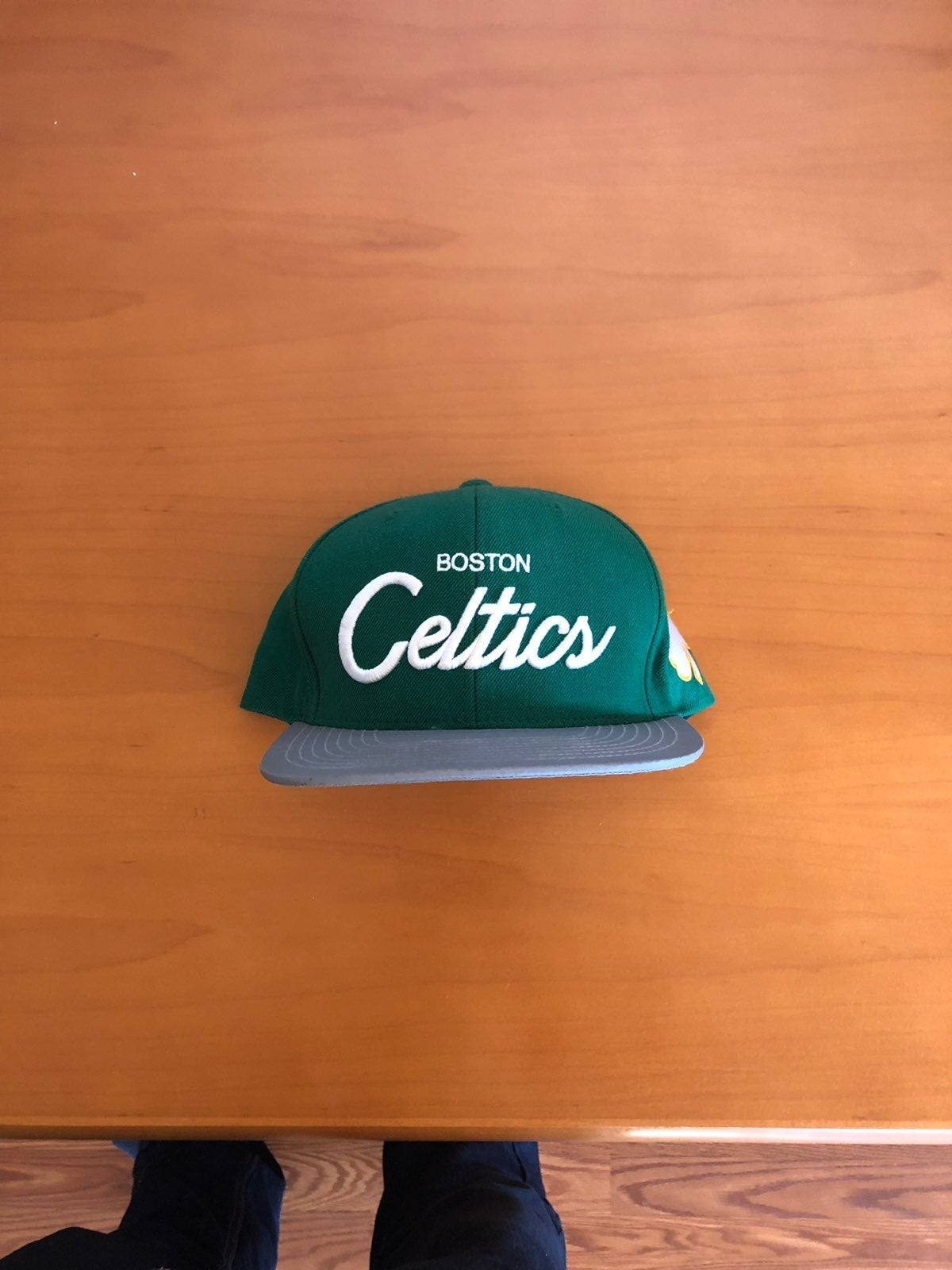 Boston Celtics Snapback Hat