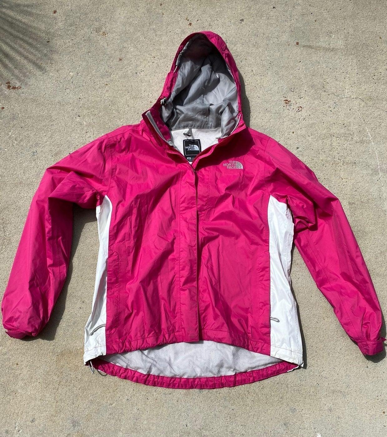 The North Face wind rain Jacket