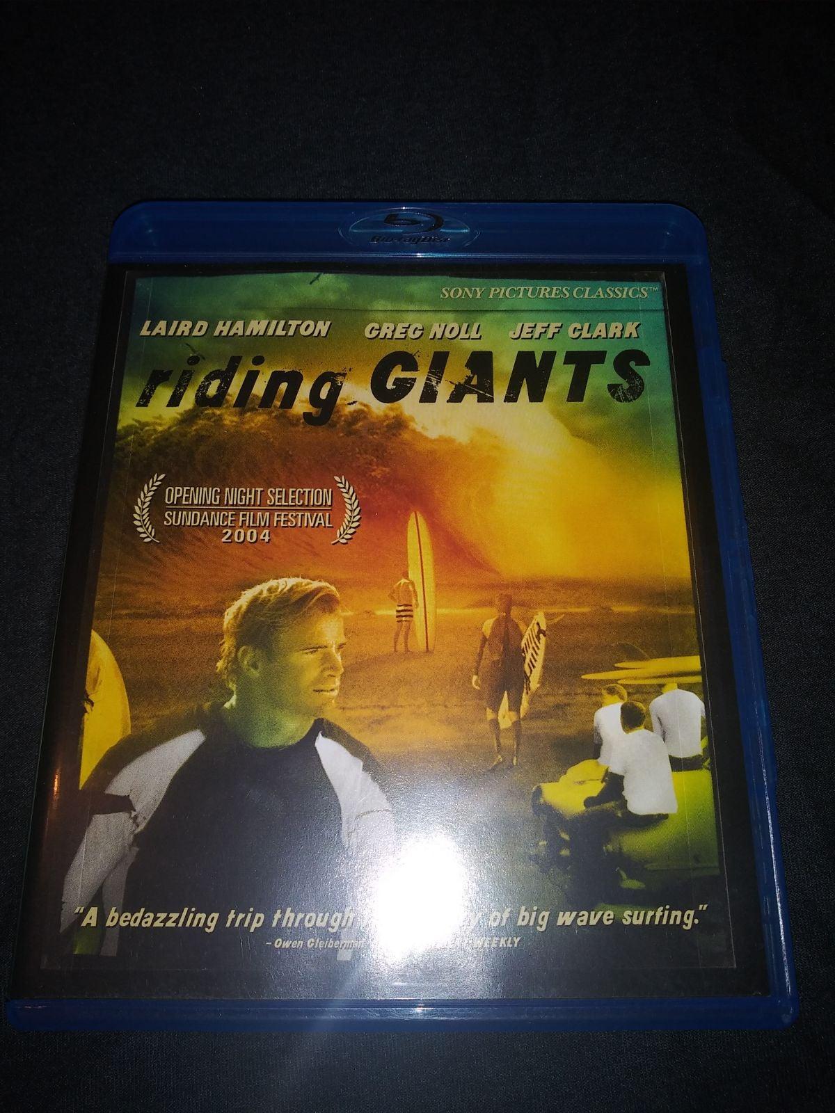 Riding giants bluray blu ray movie