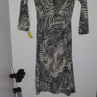 2ba19c80ae5a BCBGMaxAzria Black White Career Dress 4. $130. Dress