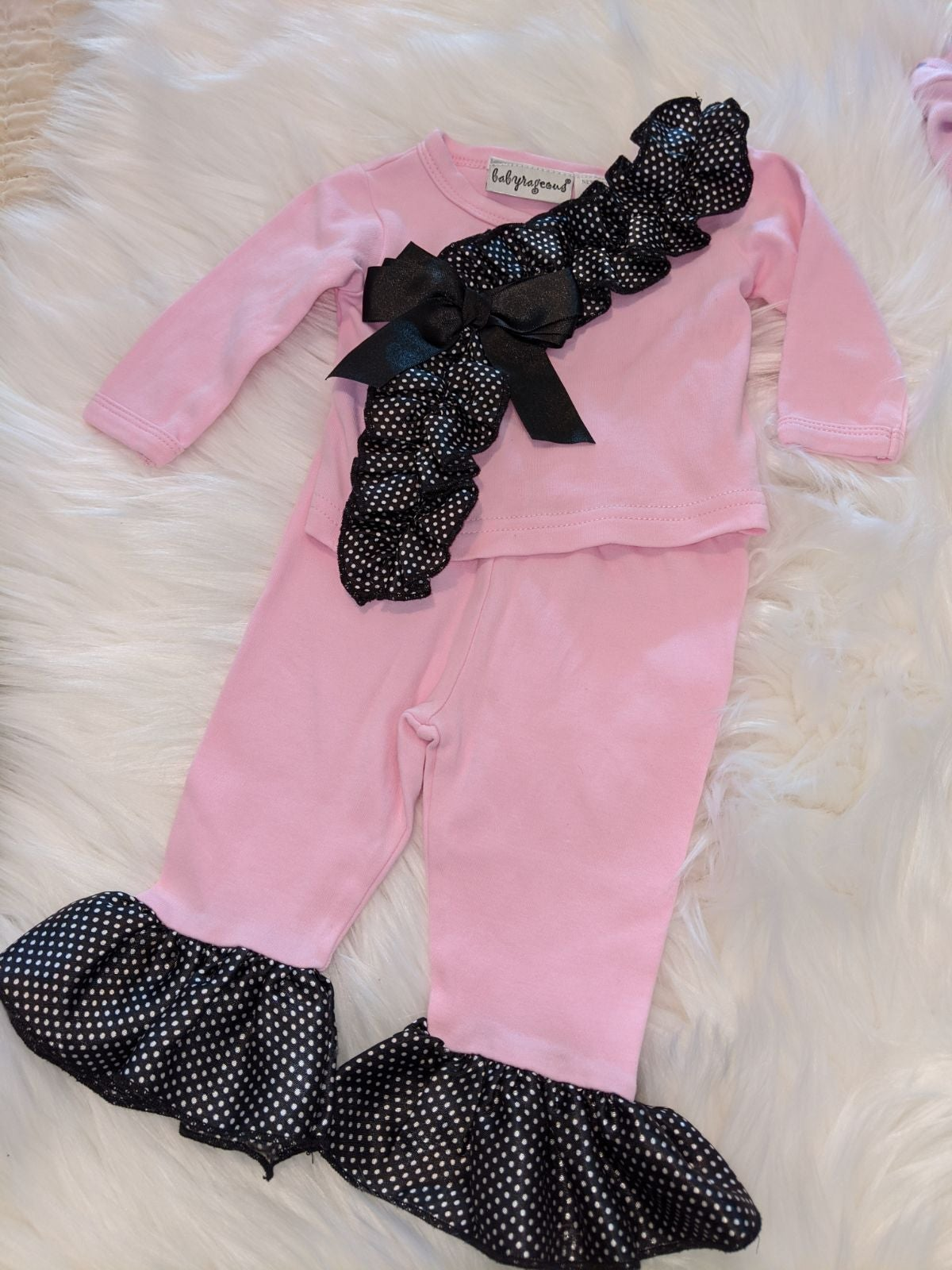 Babyrageous outfit