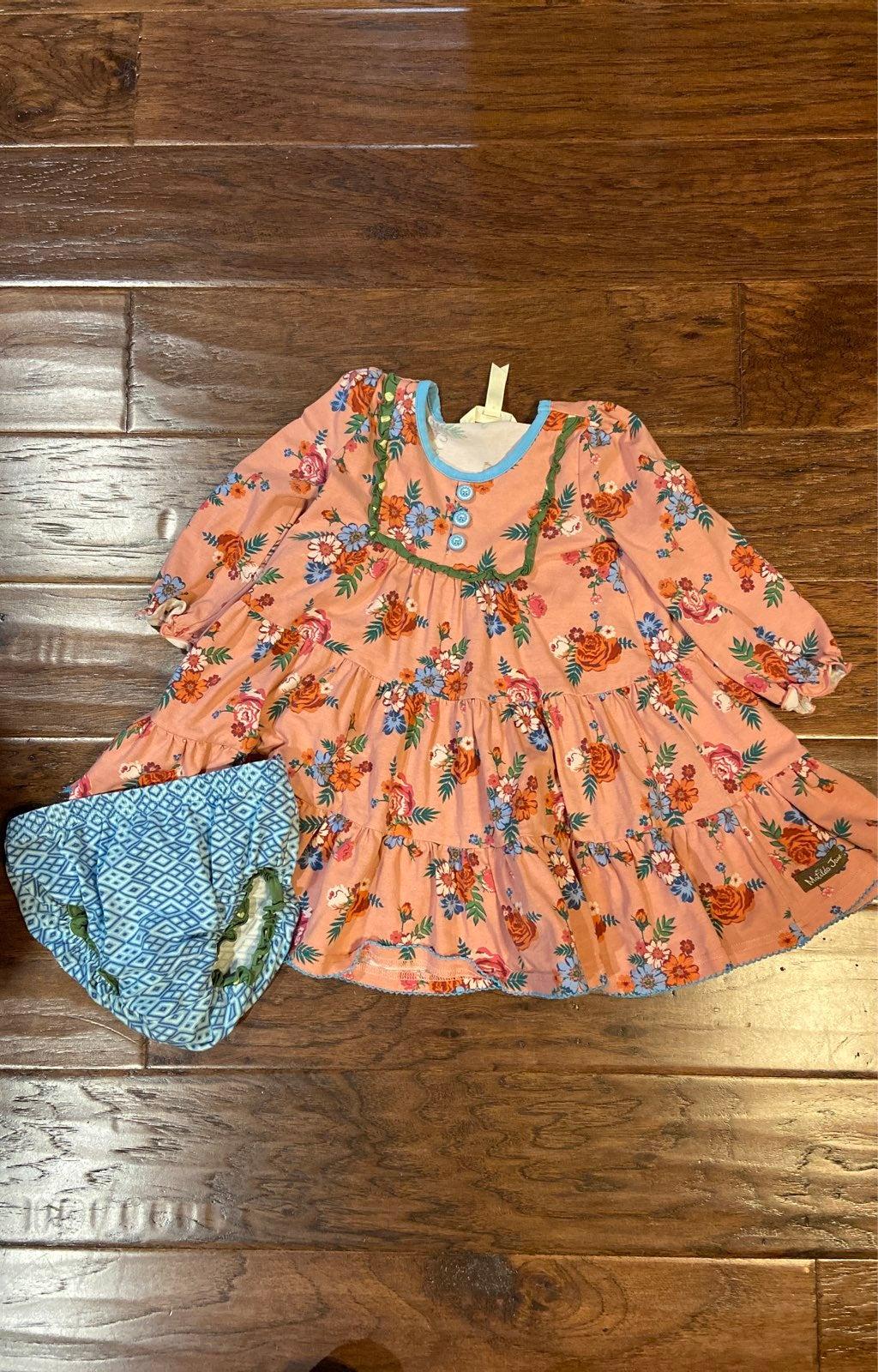 Matilda Jane Dress 18-24 months