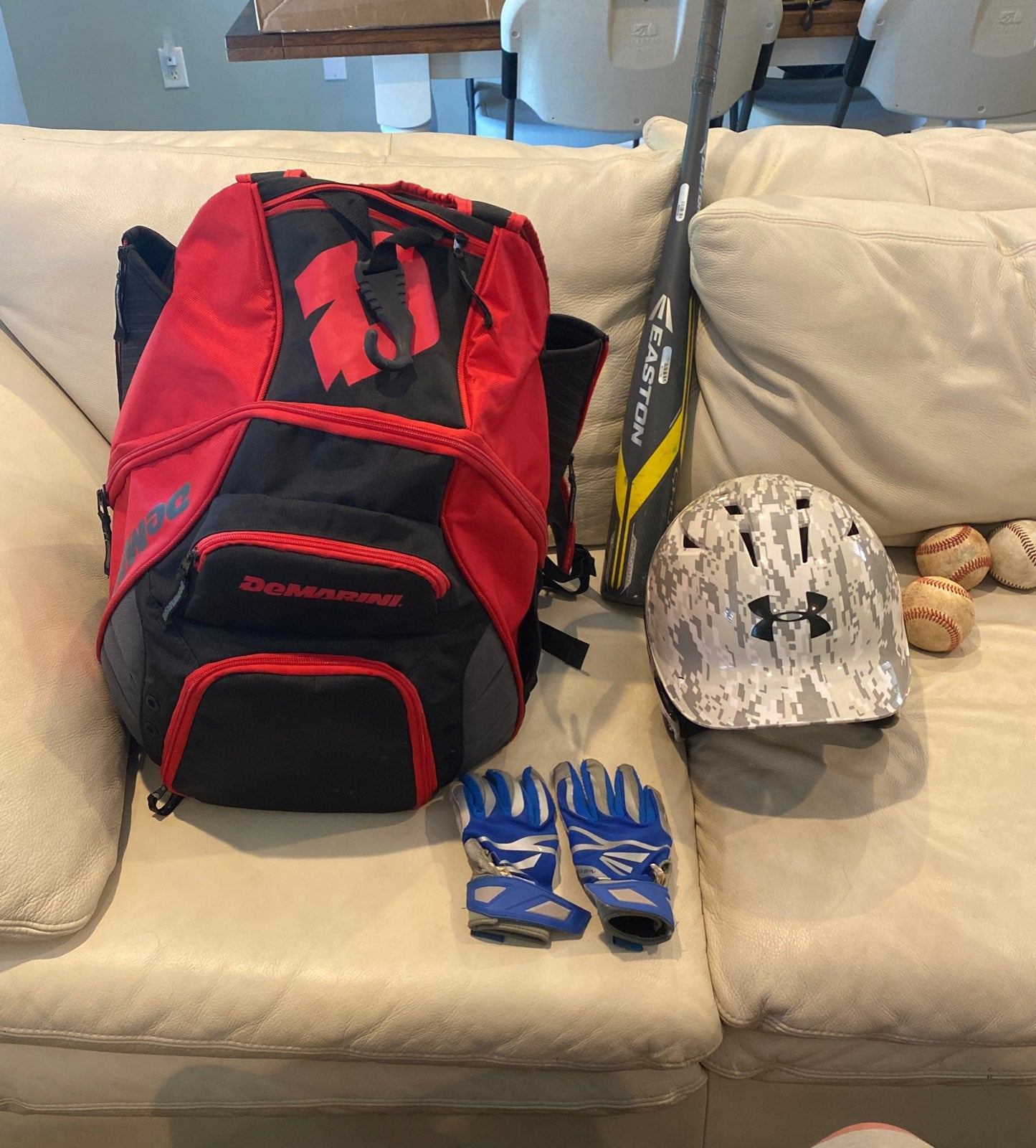 Baseball equiptment