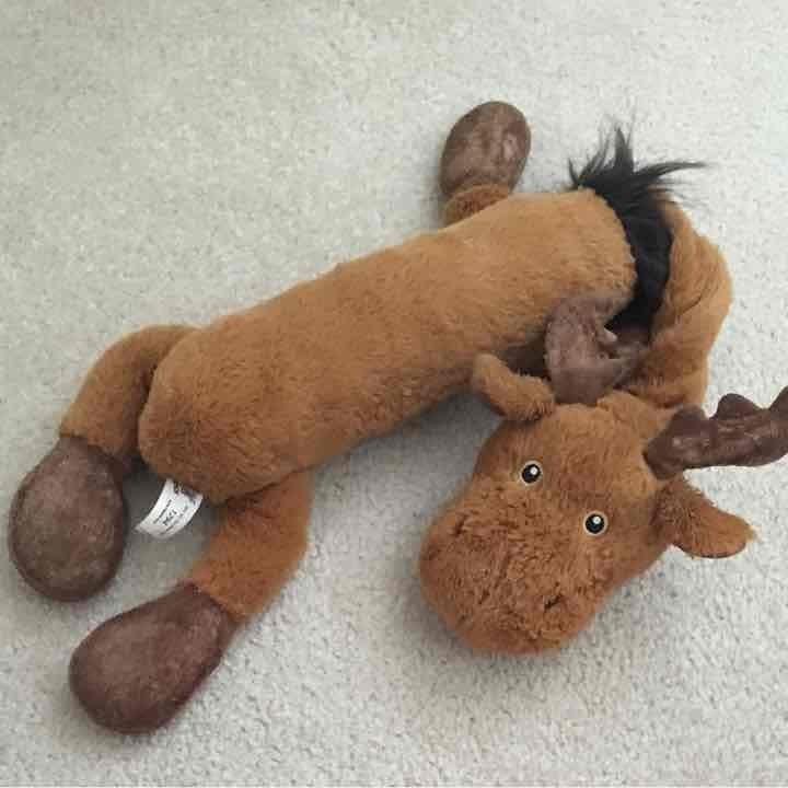 Dog Toy:  moose