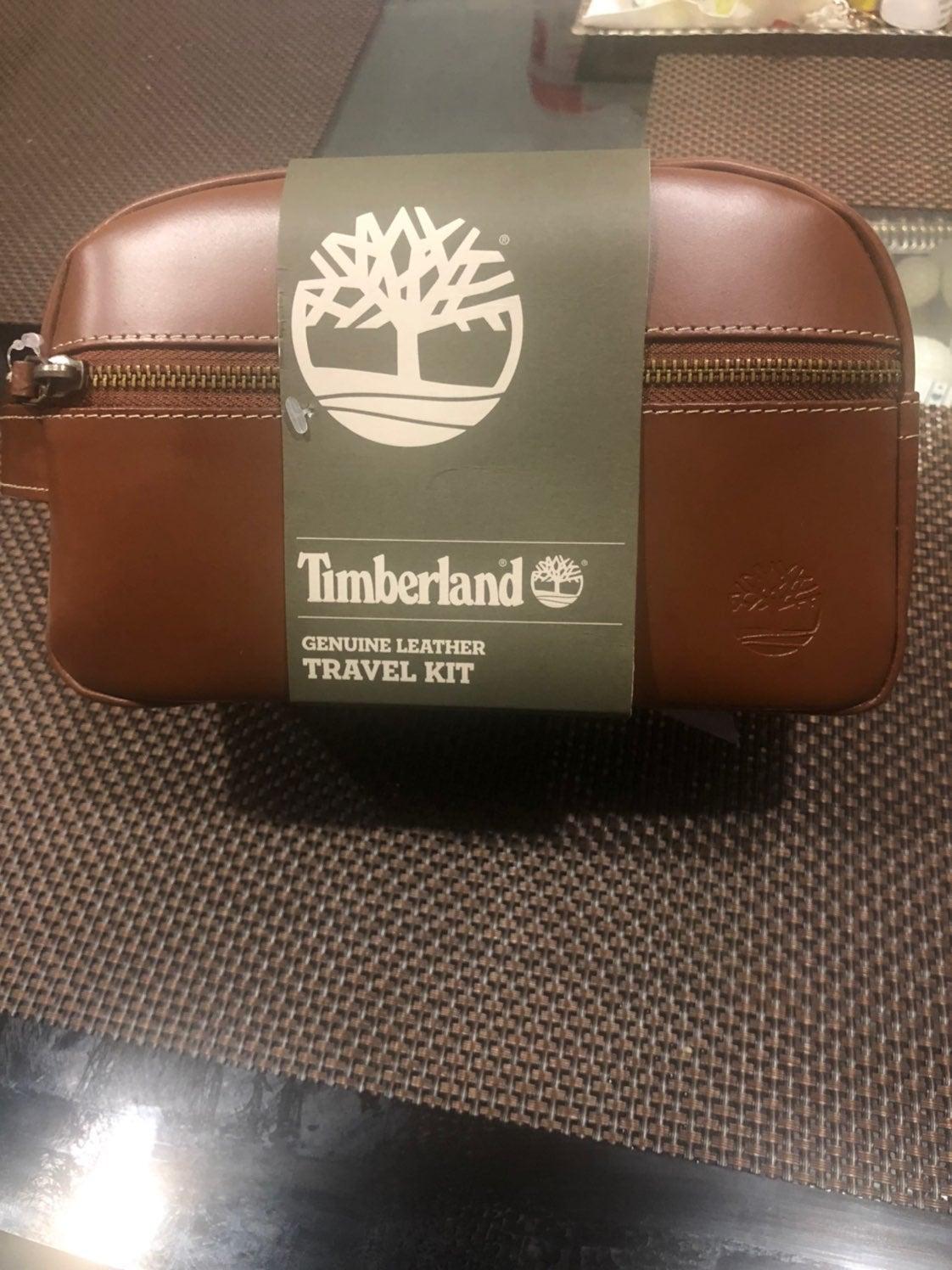 Shaving travel  bag