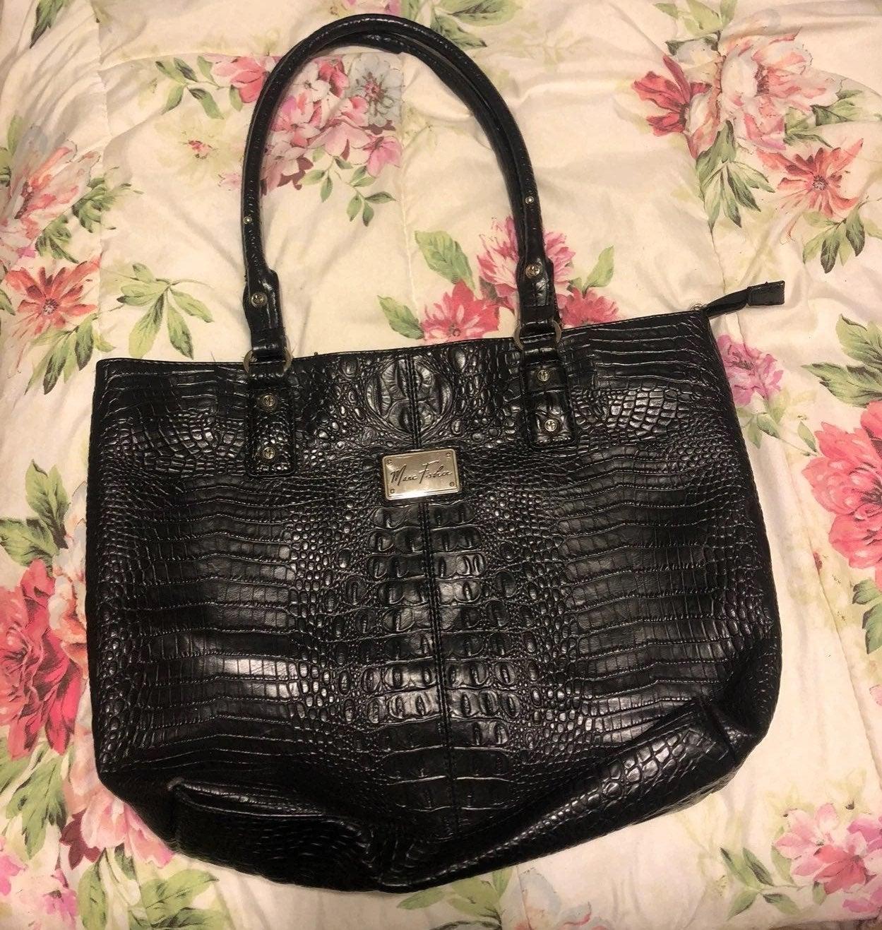 Marc Fisher black handbag