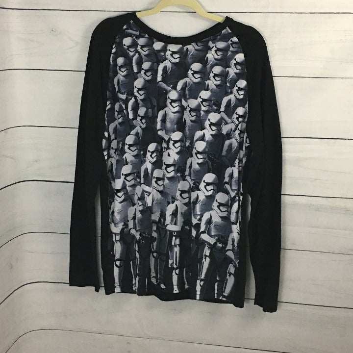 Fifth Sun Star Wars Men XL T-Shirt Tee