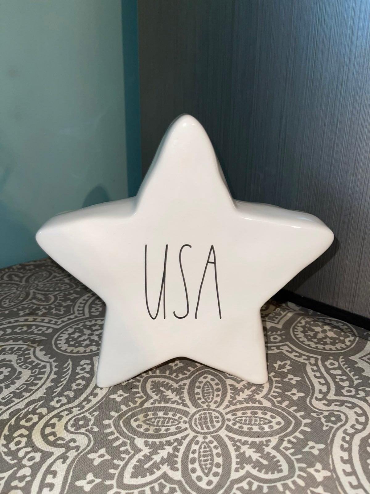 Rae Dunn USA Star
