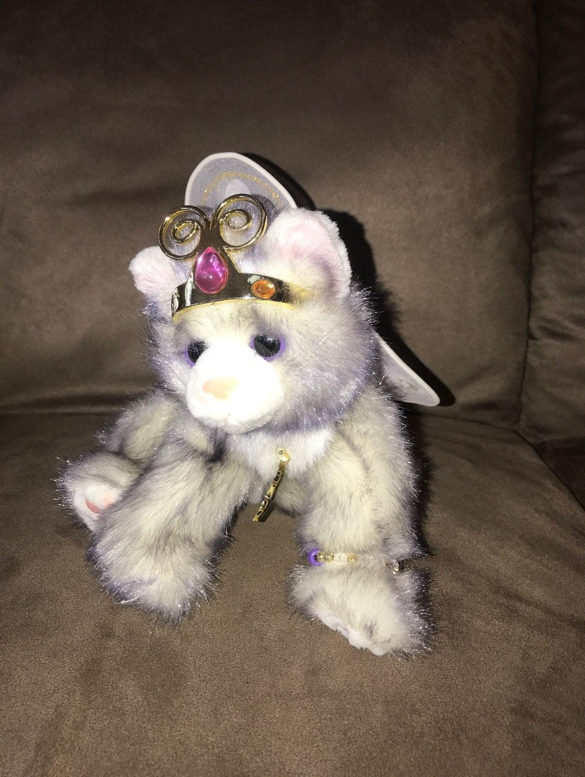 Stuffed Animal Fairy Kitty