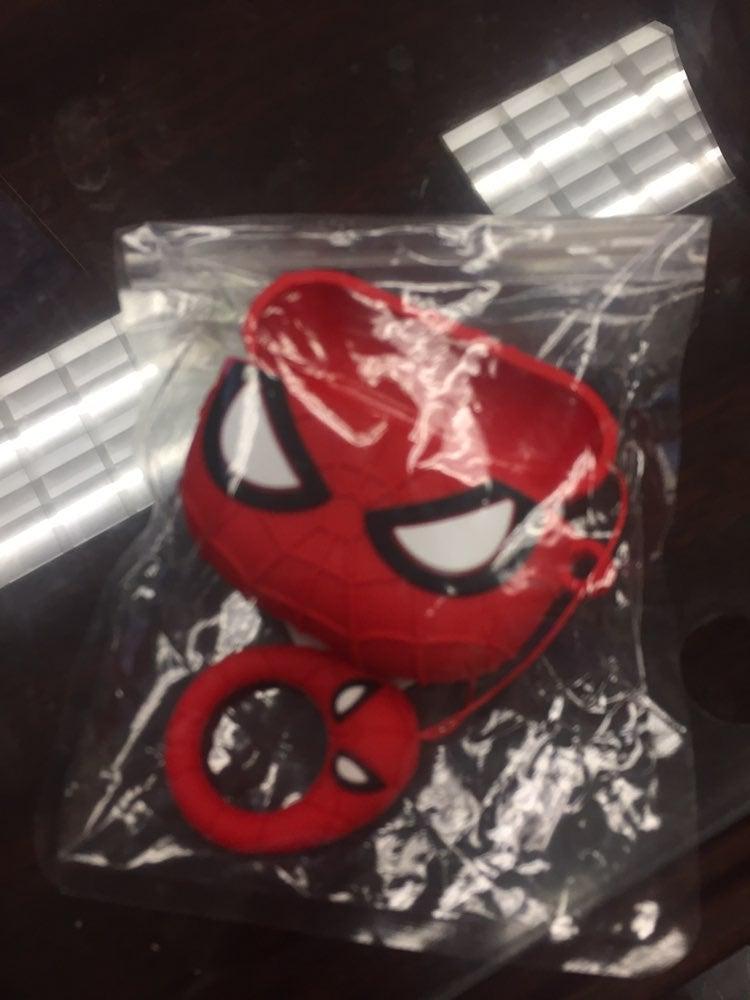 Spider man airpods 2 case