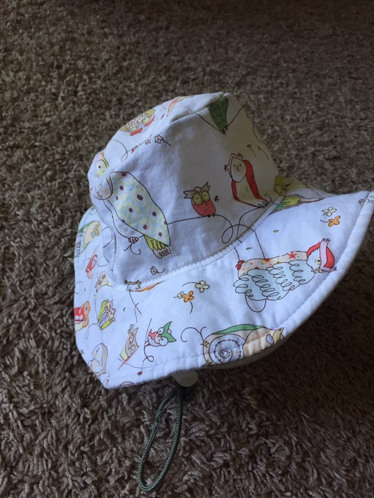Adorable summer hat for babies