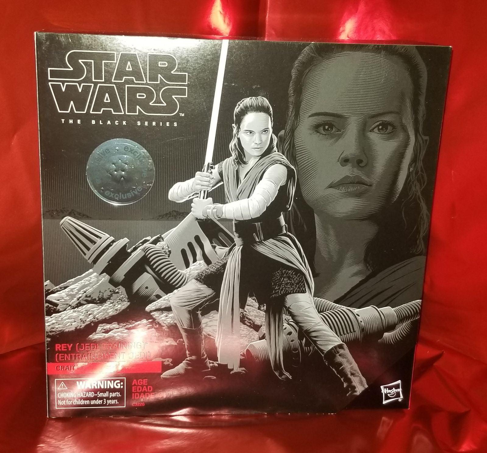 Star Wars Black Series Rey