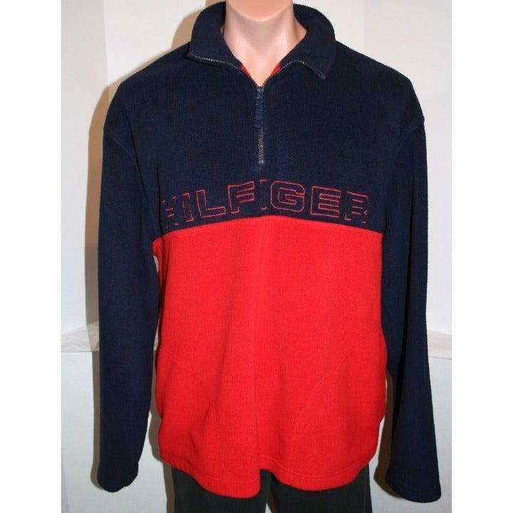 Tommy Hilfiger Long Sleeve Zip Jacket