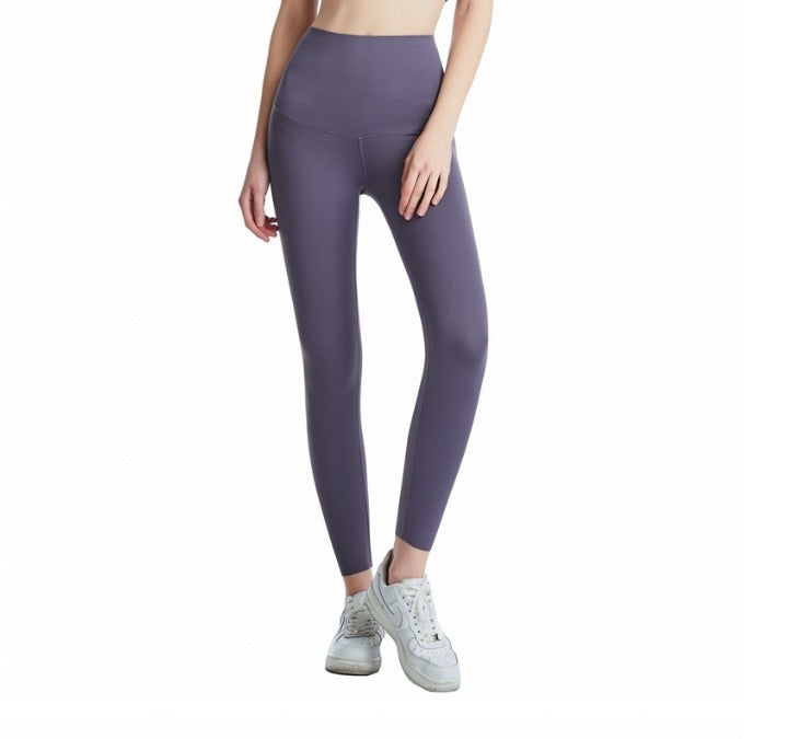Women's sports and leisure yoga tights