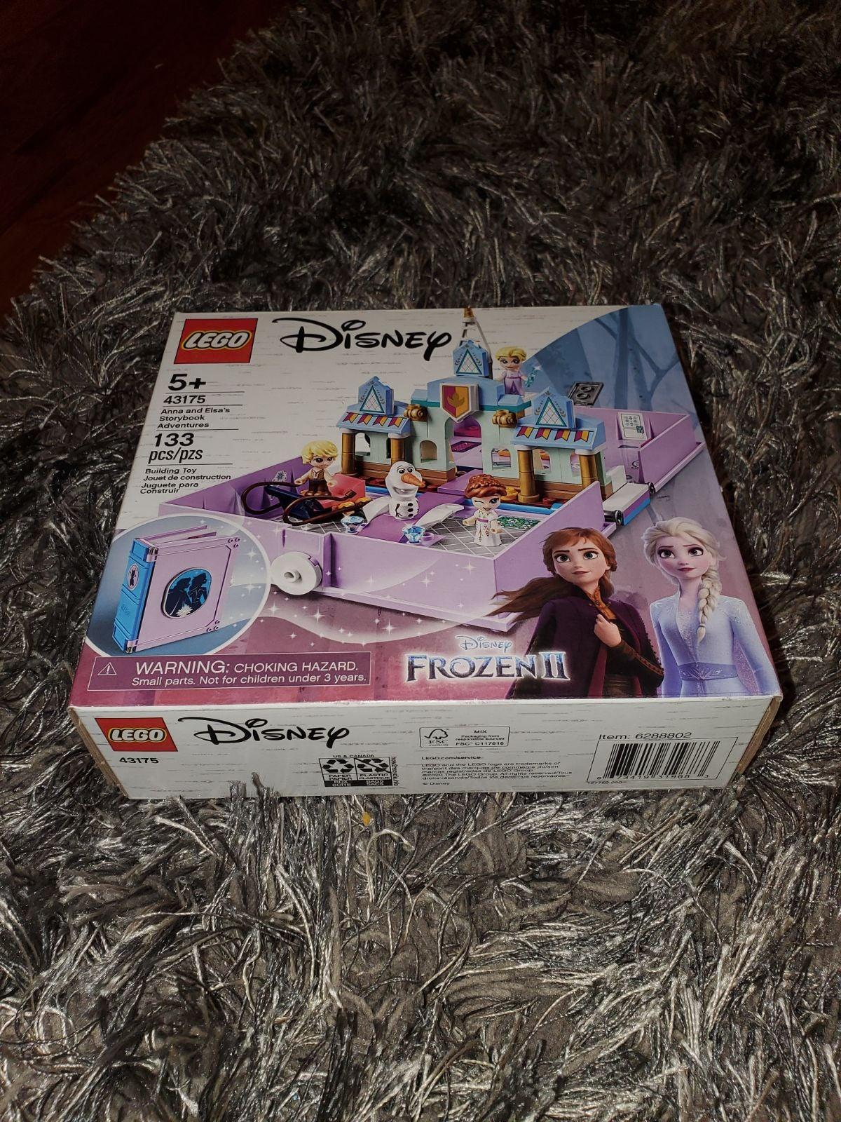 Disney Lego Frozen II
