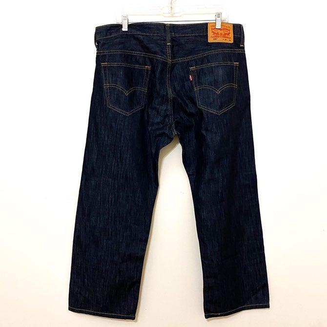 Levi Strauss & Co 569 Men's Straight Leg