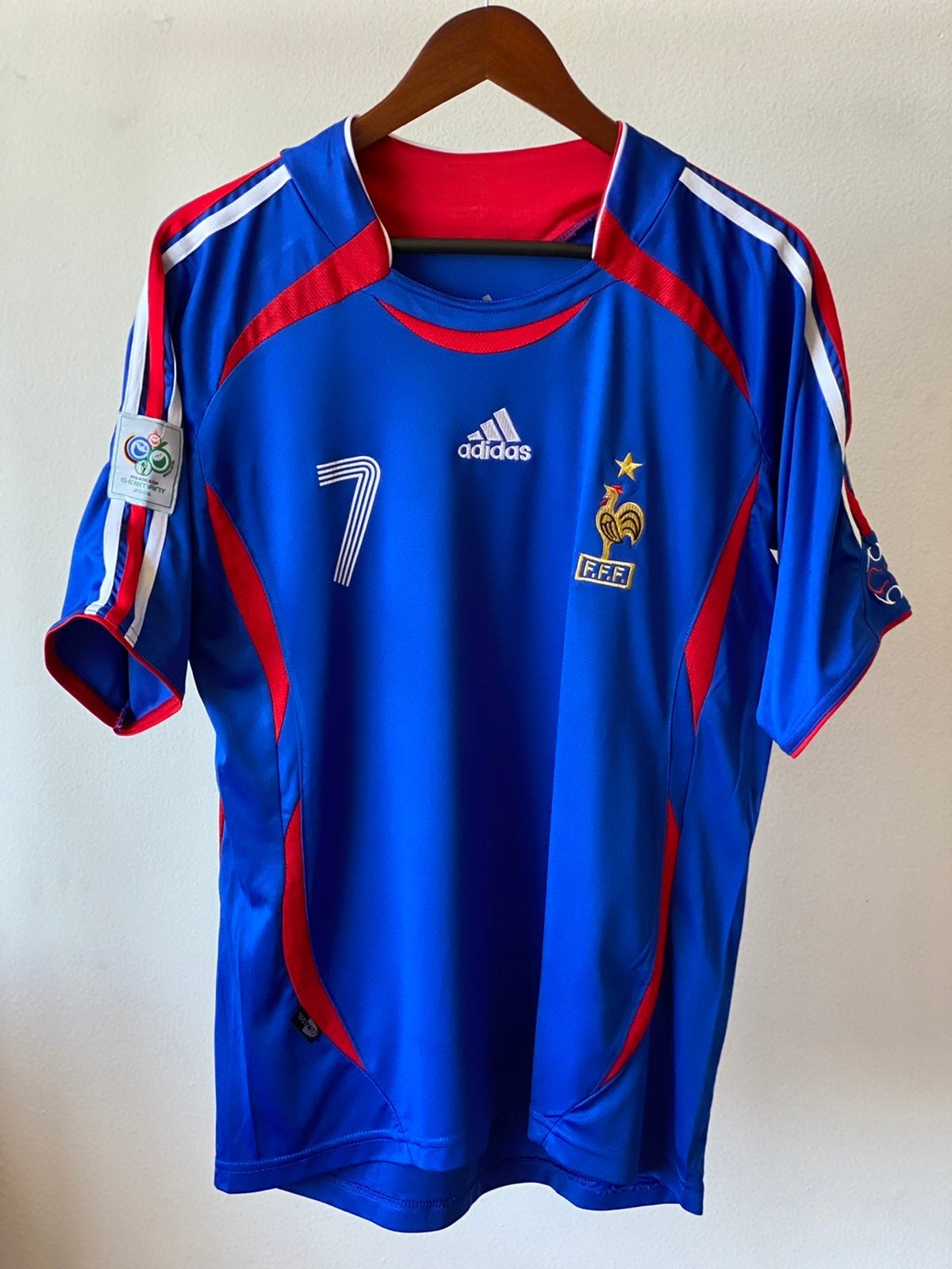 Pires French Football Federation Jersey