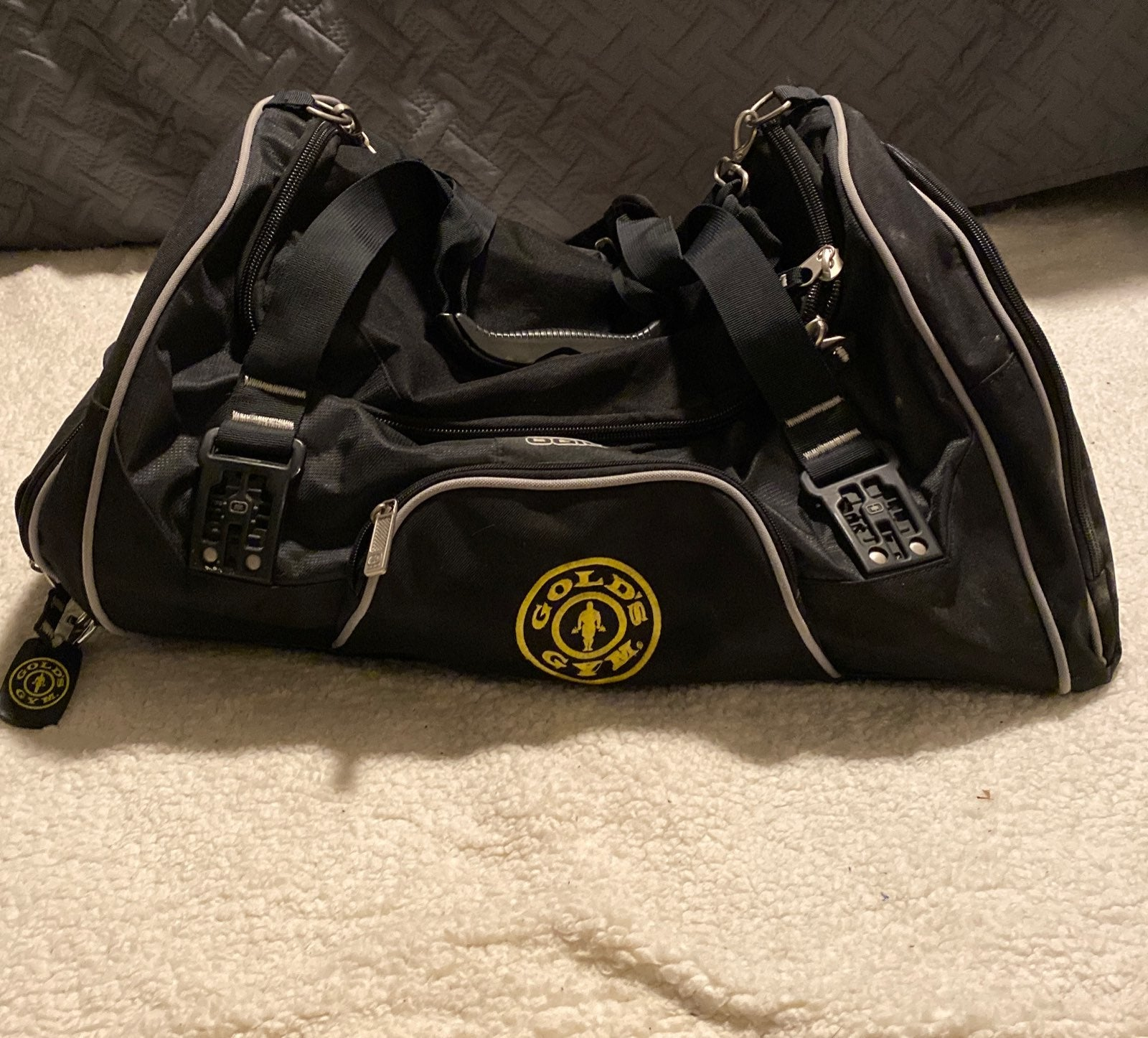 Gym Bag - Gold's Gym - Rage by OGIO