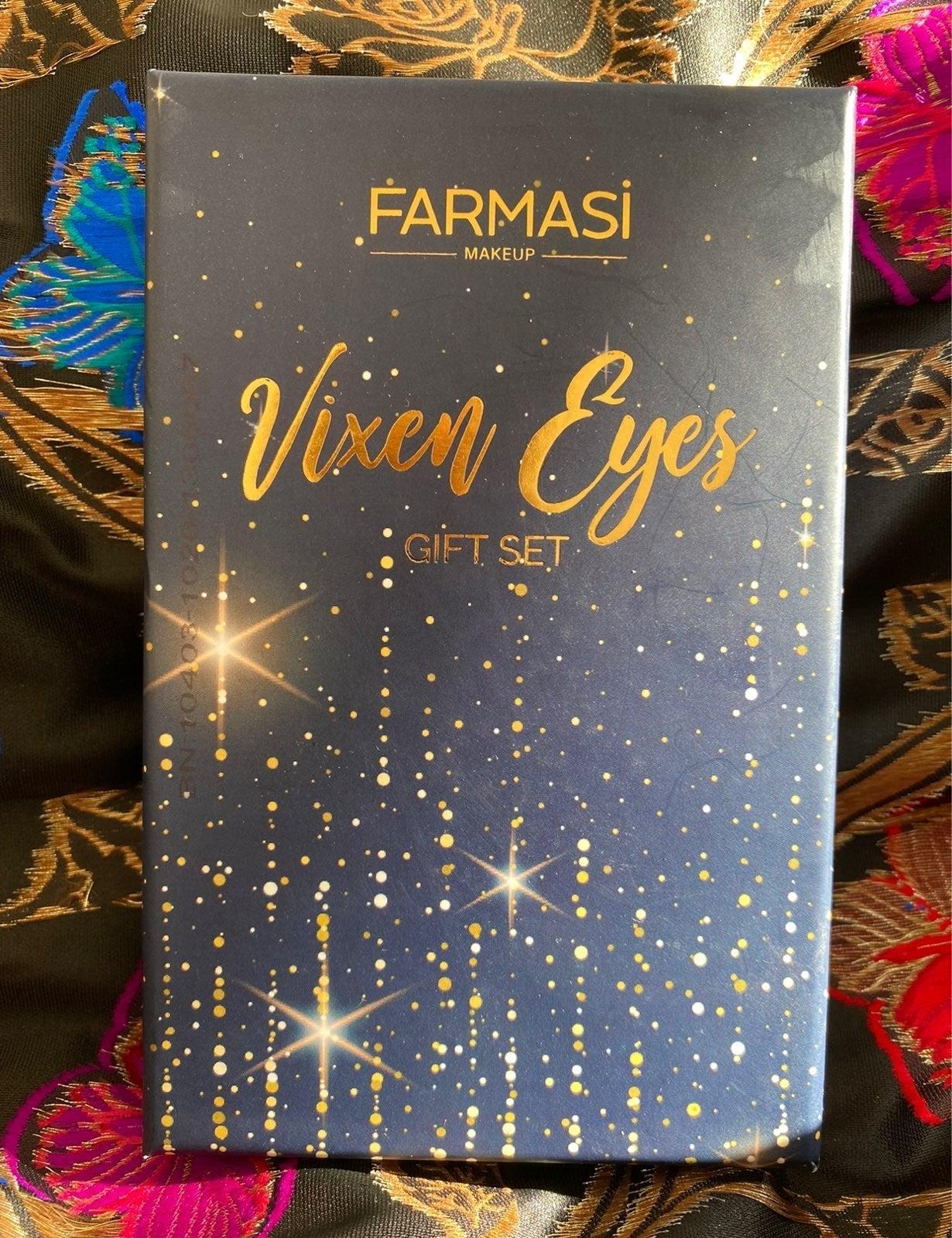 Vixen eyes gift set box