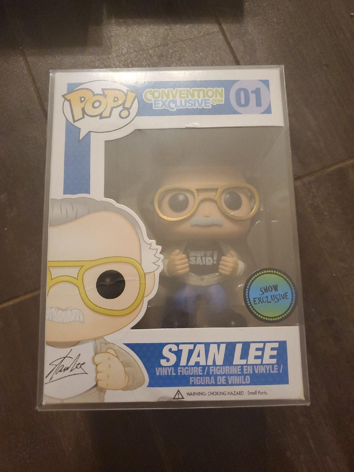 Stan Lee Show Exclusive