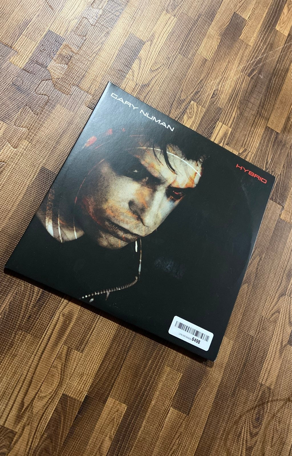 Gary Numan Hybrid Vinyl
