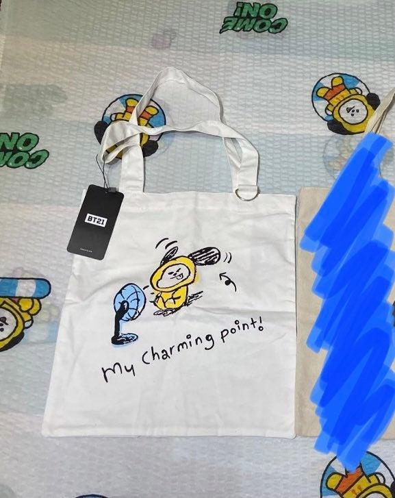 BT21 Chimmy bag