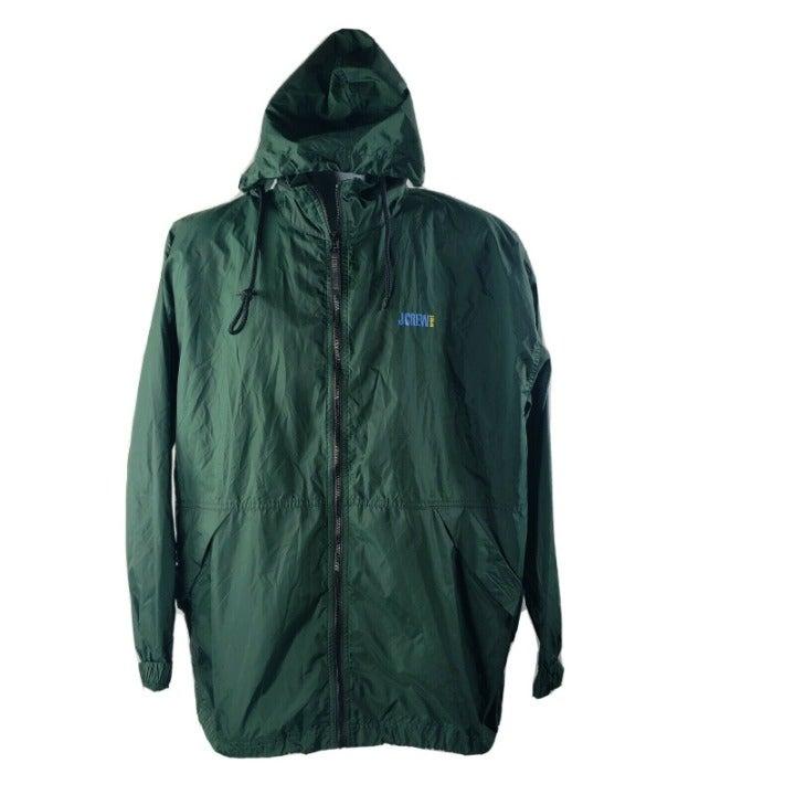 Vintage J. Crew Sport Jacket M Green