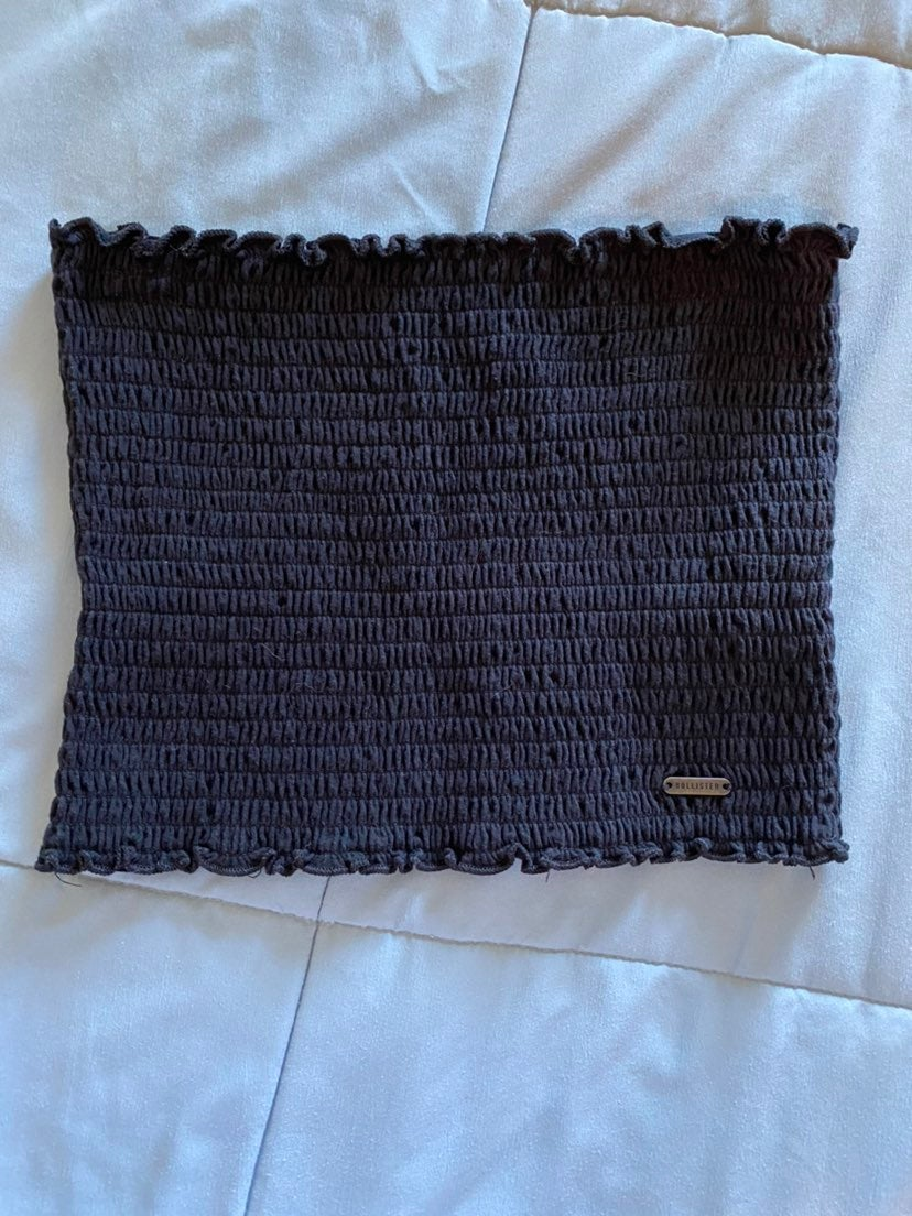 Hollister tube top, size small