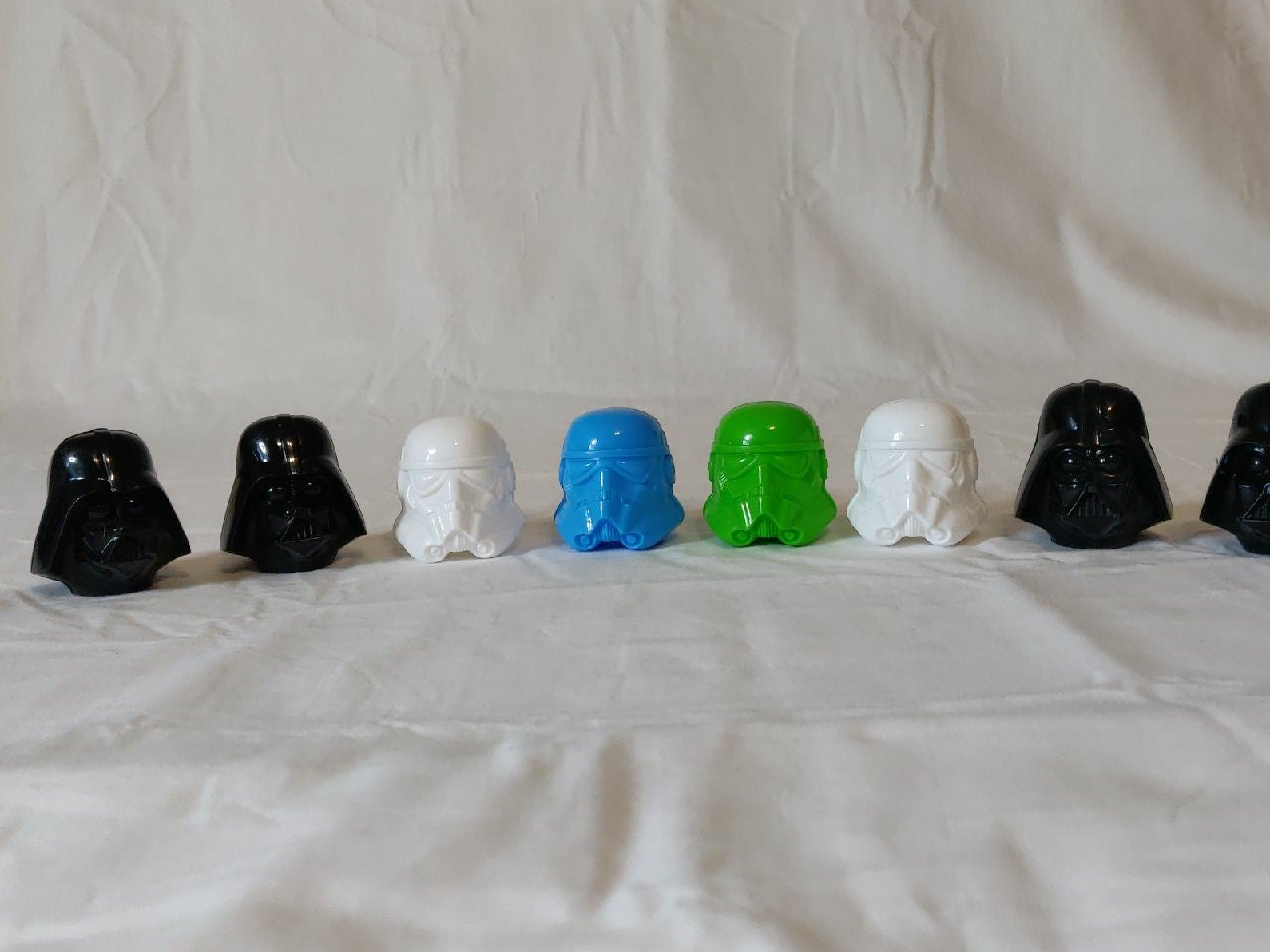Star Wars Treat Holders; Lot of 8