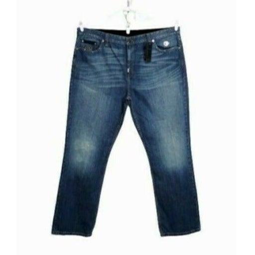Crown Holder Men's Designer Jeans 44x35