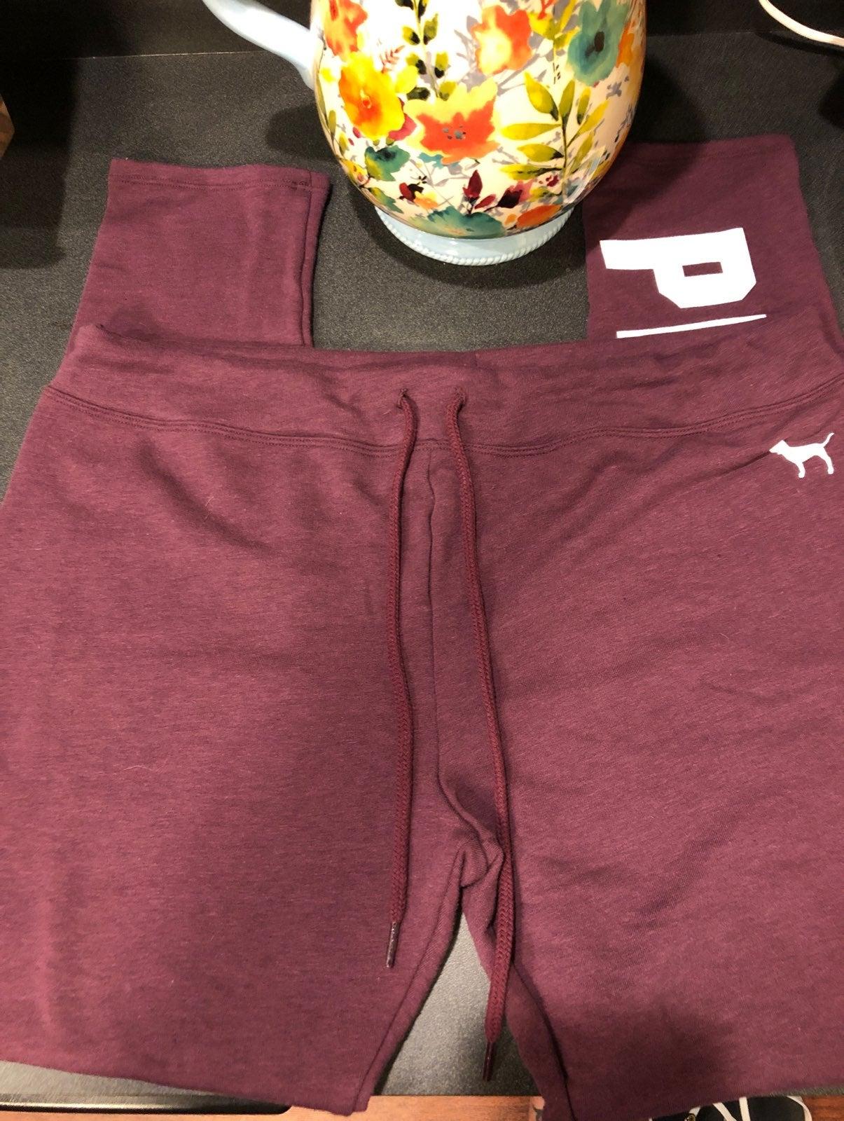 PINK victoria secret leggings