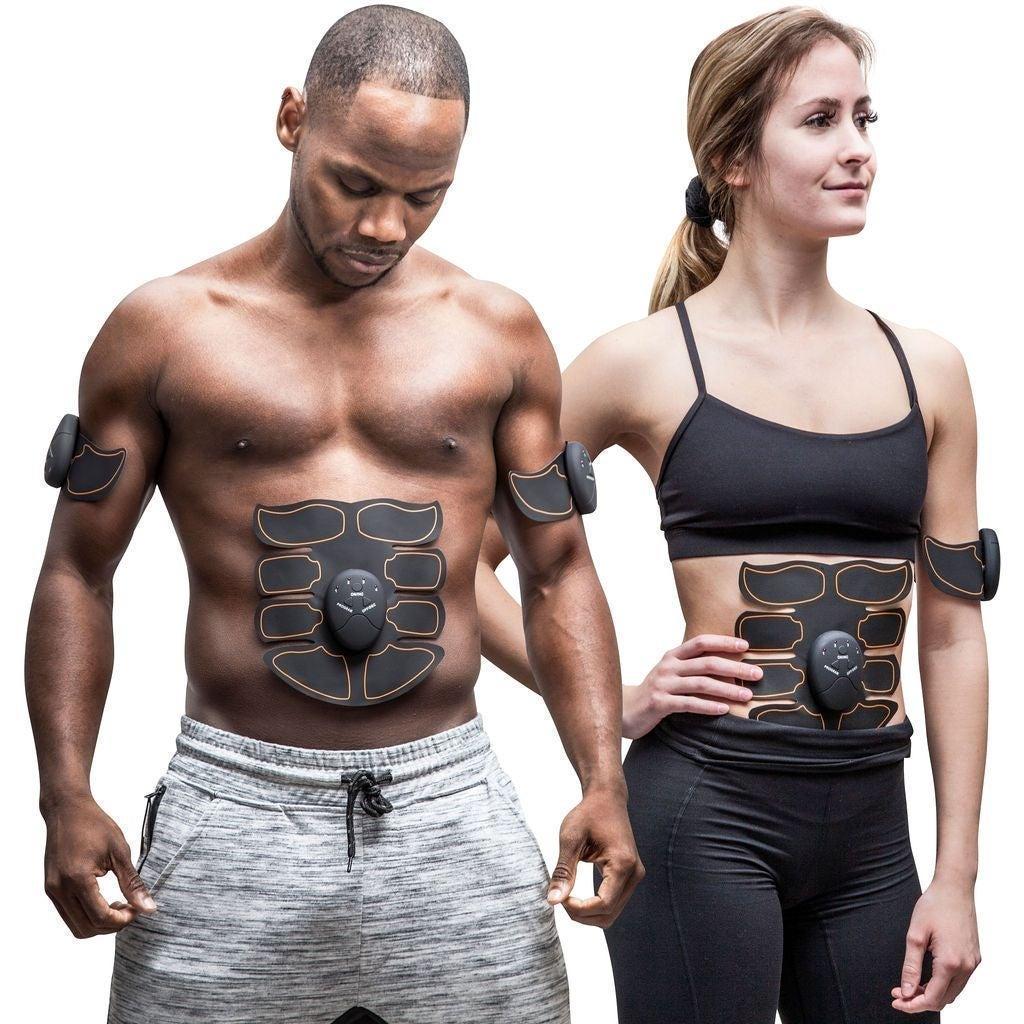 Muscle Stimulator Ab Toner with free bag