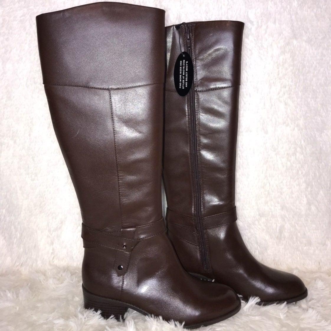 ALFANI Berniee Knee High Boots