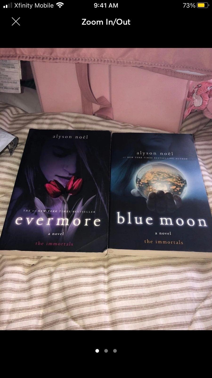 immortal novels book duo